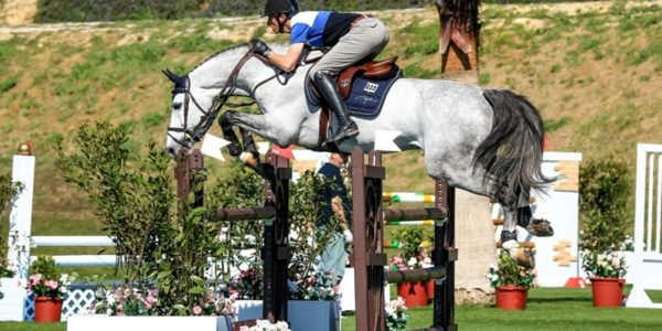 MJT Nevados S excellent during the GCL Super Cup in Prague