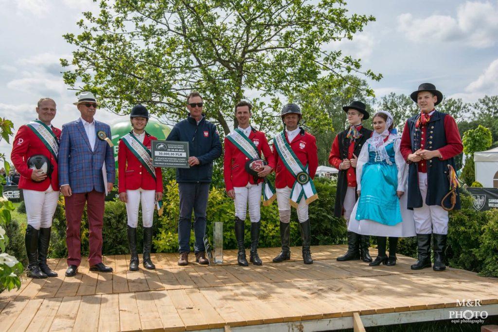 Team Poland - Equestrian Festival Baborówko 2019
